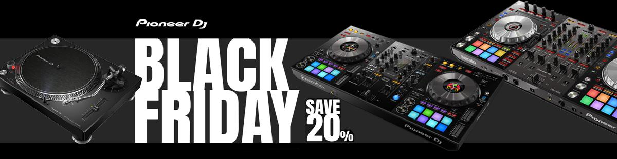 Pioneer DJ Black Friday Offers 2019