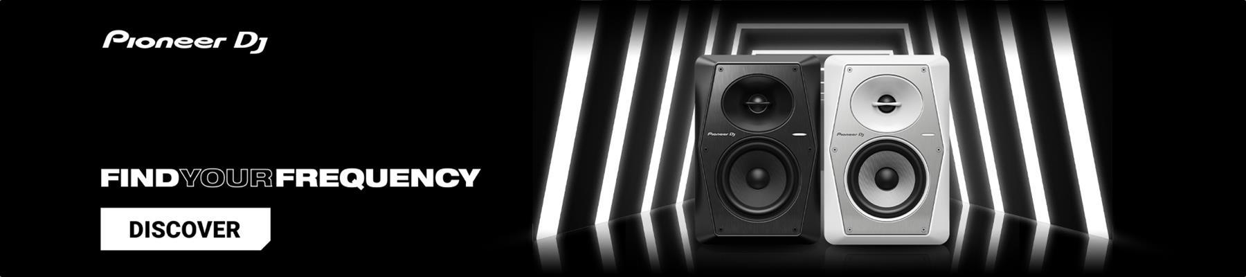 Pioneer DJ VM Series Monitors