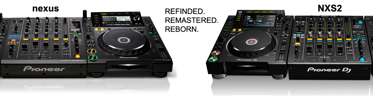 Pioneer announce new NXS2 models
