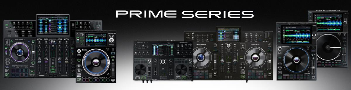 Denon Prime Series - Embrace The Future