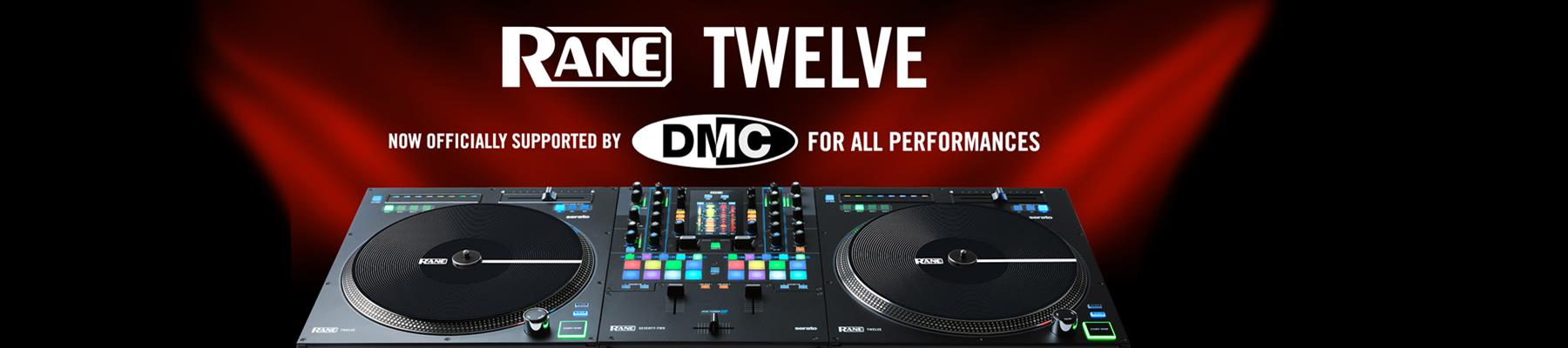 Rane Seventy Two & Twelve. The Future of Turntablism