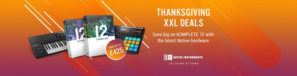 Komplete Black Friday Deals 2019