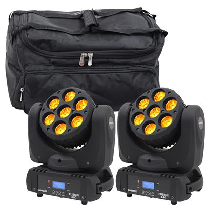 Image of Equinox Fusion 140 Pair Package