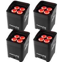 Image of Chauvet Freedom Par Quad-4 IP Pack
