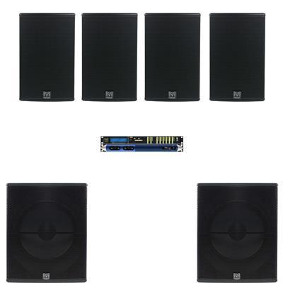 Image of Martin Audio Blackline X10 & X115 System