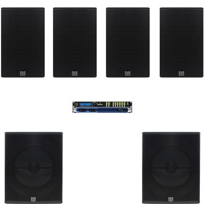 Image of Martin Audio Blackline X12 & X115 System