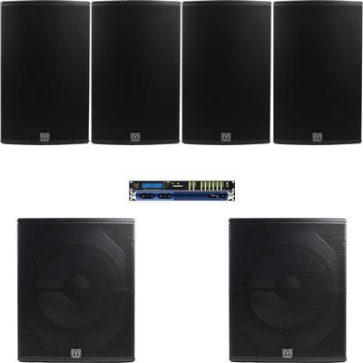Image of Martin Audio Blackline X15 & X118 System