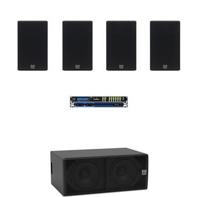 Image of Martin Audio Blackline X8 & X210 System