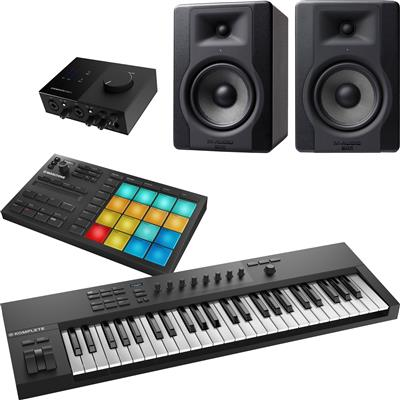 Image of Native Instruments A49 Mikro Package