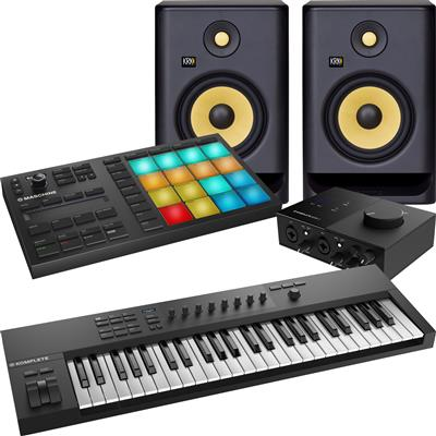 Image of Native Instruments A49 Producer Package