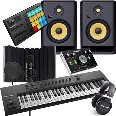 Native Instruments A49 Vocal Producer Package