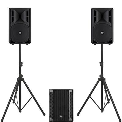 Image of RCF ART310A mk4 & SUB 702AS II Package