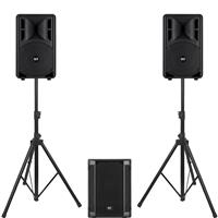 Image of RCF ART310A mk4 & SUB 702AS II Bundle
