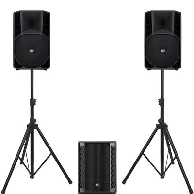 Image of RCF ART710A mk4 & 1 x SUB 702AS II Package