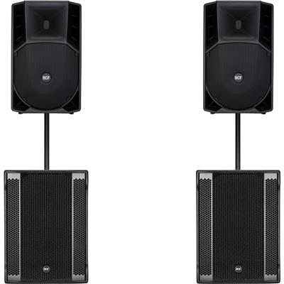 Image of RCF ART735A mk4 & 2 x SUB 8003AS II Package