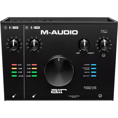Image of M Audio AIR 192|6