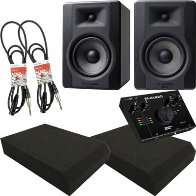 Image of M Audio BX5 D3 & AIR 192|4 Package