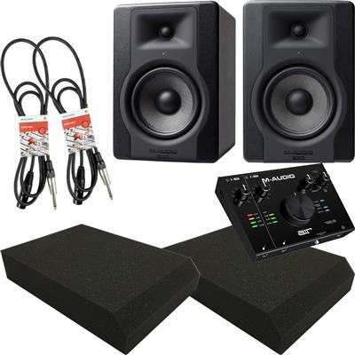 Image of M Audio BX5 D3 & AIR 192|6 Package