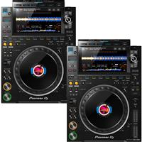 Image of Pioneer DJ CDJ3000 Pair