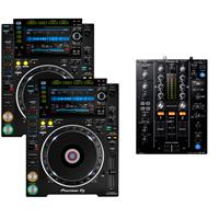 Image of Pioneer CDJ2000 NXS2 & DJM450 Package