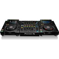 Thumbnail image of Pioneer DJ CDJ3000 Pair