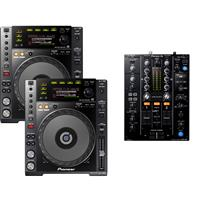 Image of Pioneer CDJ850K & DJM450 Package