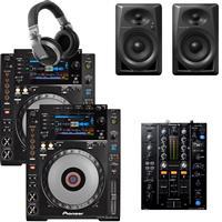 Image of Pioneer DJ CDJ900 Nexus & DJM450 Bundle
