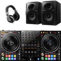 Image of Pioneer DJ DDJ1000SRT & VM70 Bundle