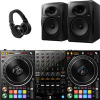 Image of Pioneer DJ DDJ1000SRT & VM80 Bundle