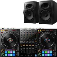 Image of Pioneer DJ DDJ1000 & VM80 Package