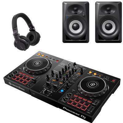 Image of Pioneer DJ DDJ400 & DM40BT Bundle 1