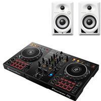 Image of Pioneer DJ DDJ400 DM40W White Package