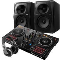 Image of Pioneer DJ DDJ400 & VM50 X5S Package