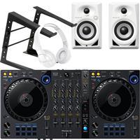 Image of Pioneer DJ DDJFLX6 White Bundle