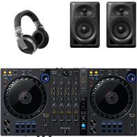 Image of Pioneer DJ DDJFLX6 X5S Bundle