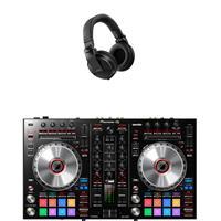 Image of Pioneer DJ DDJSR2 & HDJX5BTK Package