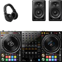 Image of Pioneer DJ DDJ1000SRT & DM40 Pro Bundle