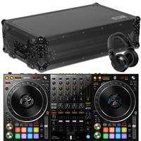 Image of Pioneer DJ DDJ1000SRT & UDG Flight Case Bundle