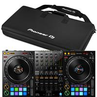 Image of Pioneer DDJ1000 & DJC-1X Package