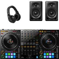Image of Pioneer DJ DDJ1000 & DM40 Bundle