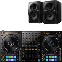 Image of Pioneer DJ DDJ1000 & VM50 Package