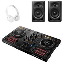 Image of Pioneer DJ DDJ400 & DM40 Bundle