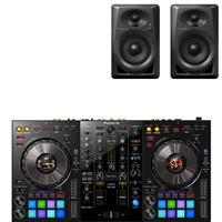 Image of Pioneer DJ DDJ800 & DM40 Package