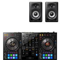 Image of Pioneer DJ DDJ800 & DM40BT Package