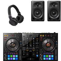Image of Pioneer DJ DDJ800 & DM40 Bundle