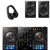 Image of Pioneer DJ DDJ800 & DM40 Pro Bundle