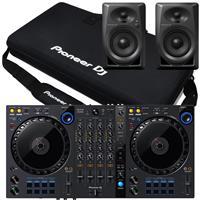 Image of Pioneer DJ DDJFLX6 & DM40 & Bag Package