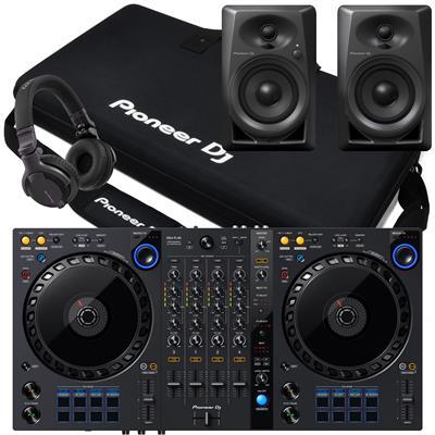 Image of Pioneer DJ DDJFLX6 CUE1 Bundle