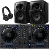 Image of Pioneer DJ DDJFLX6 & VM50 CUE1 Bundle