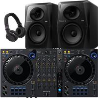 Image of Pioneer DJ DDJFLX6 & VM70 CUE1 Bundle